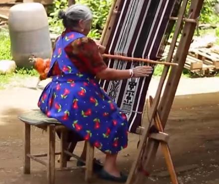 El arte textil Mapuche / Cápsula de video con el testimonio de ...